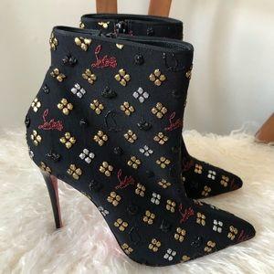 Christian Louboutin Shoes - 💥NEW LOUBOUTIN So Kate Logo Boots 37
